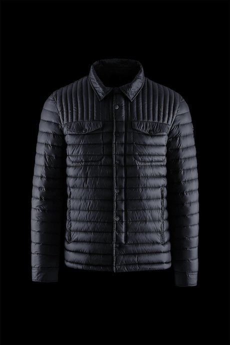 Man's down jacket Multi pocket