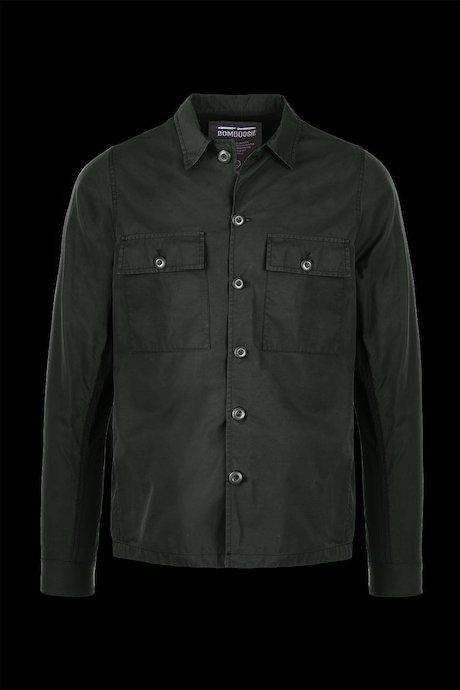 Jackenhemd mit Taschen