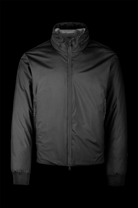 Bomber with high collar PrimaLoft® padding