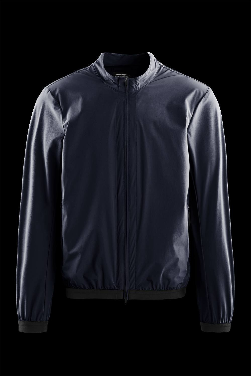 Packable unlined bomber