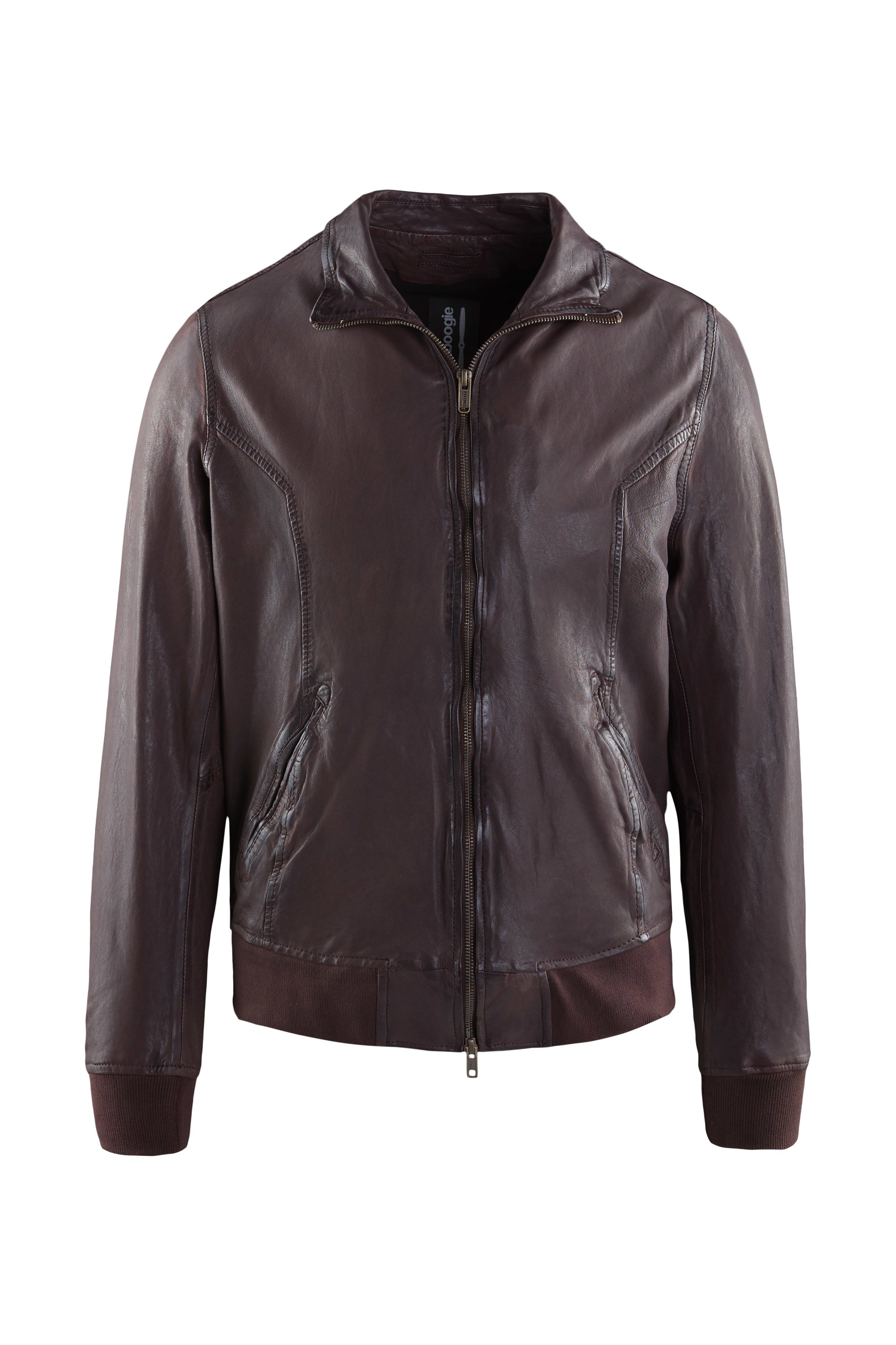 Chel Leather Jacket