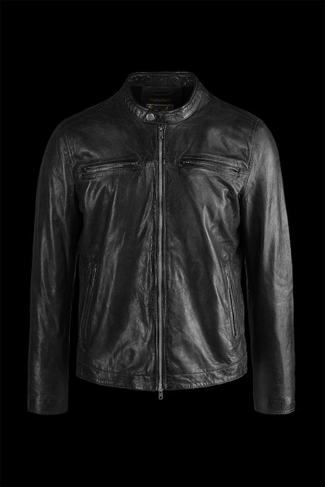 Leather jacket Flos