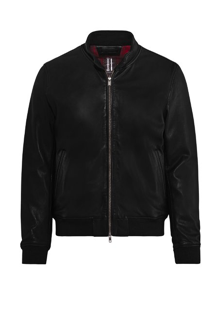 Man's leather jacket Friz