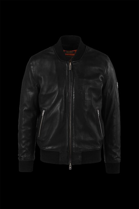 Leather Bomber Jigg