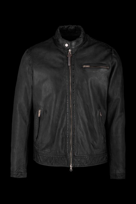 Kyre leather jacket