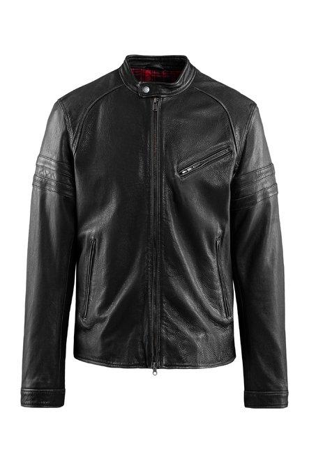 Peer Leather Jacket