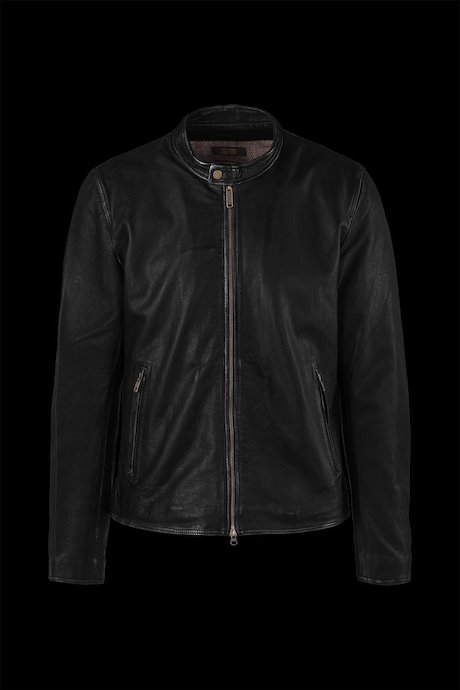 Leather Jacket Roke