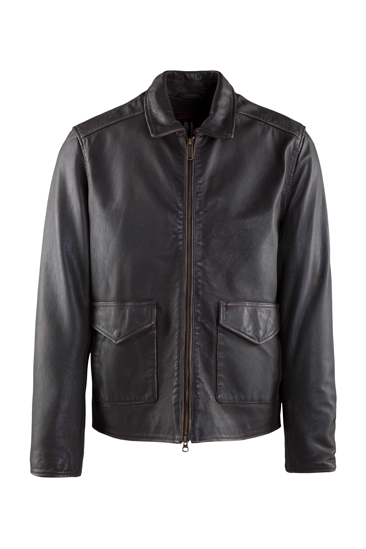 Saab Leather Jacket