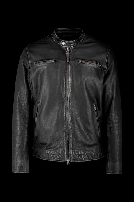 Zim leather jacket