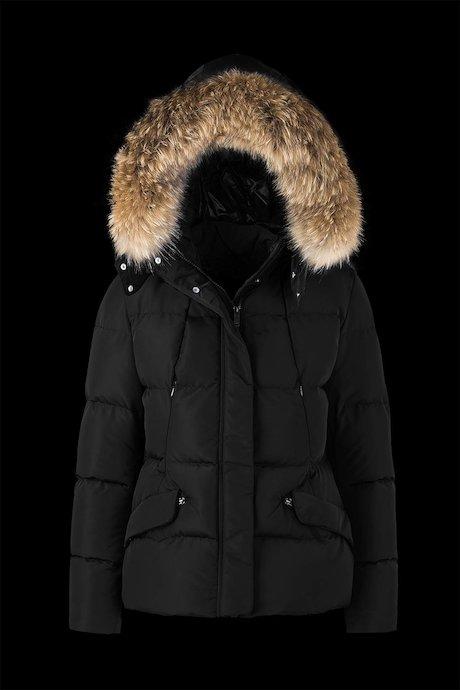 Micro Reps Down Jacket Detachable Hood