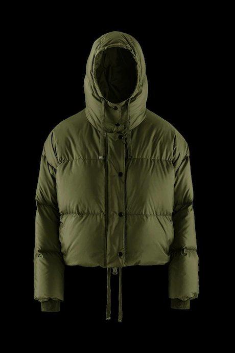 Short Down Jacket Thick Padding