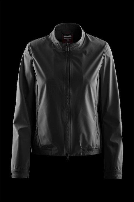 Unlined softshell jacket