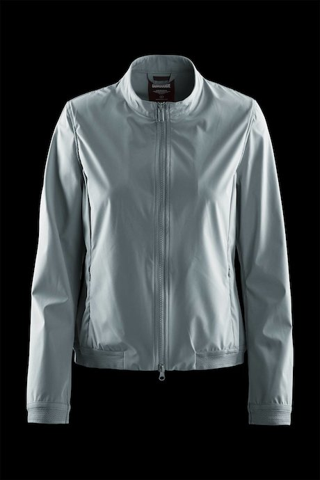 Unlined softshell jacket
