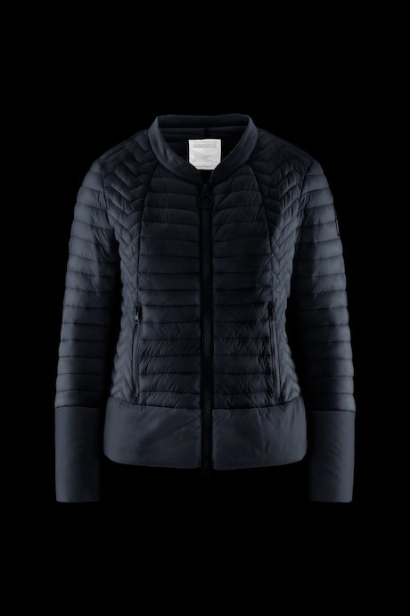 Woman's down jacket Bicolor