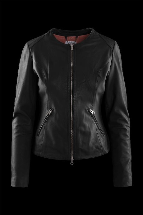 Bril leather jacket
