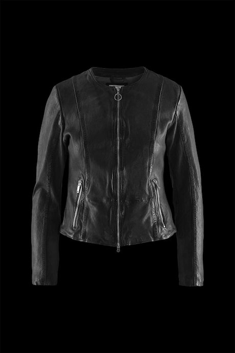 Woman's leather jacket Daka