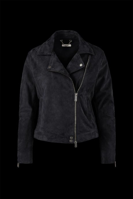 Suede leather jacket Jepi