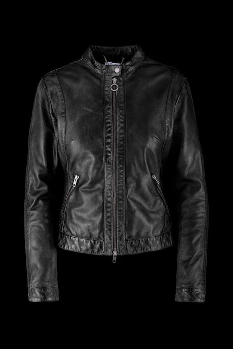 Raki leather jacket