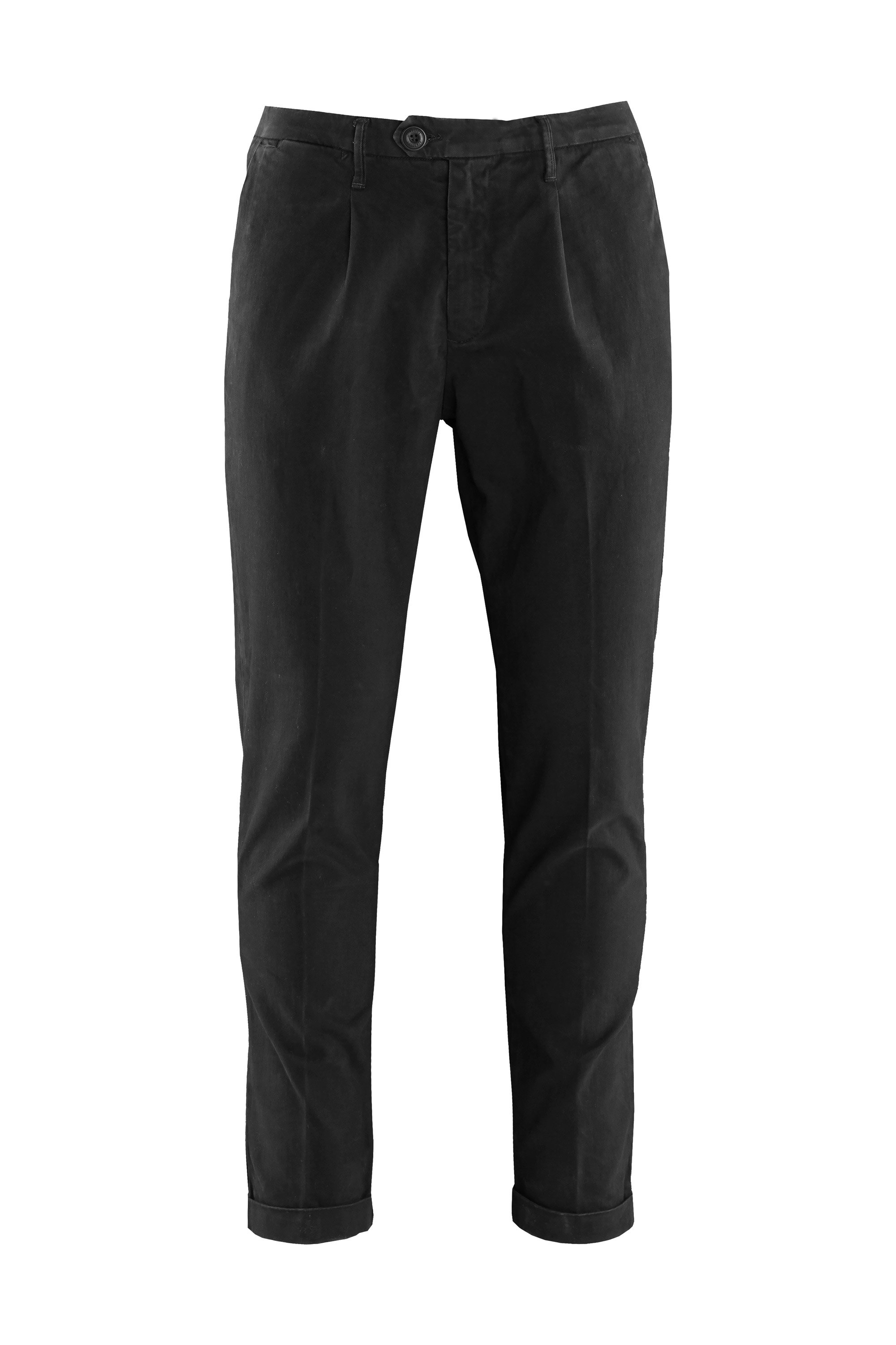Lask pants cotton gabardine