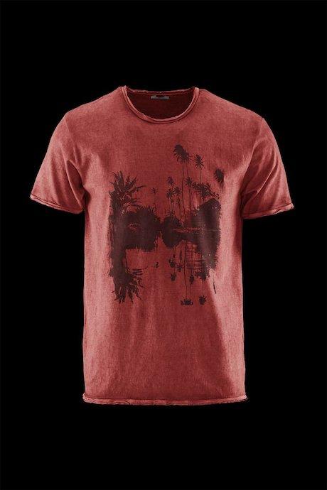 Man's T-shirt Palme