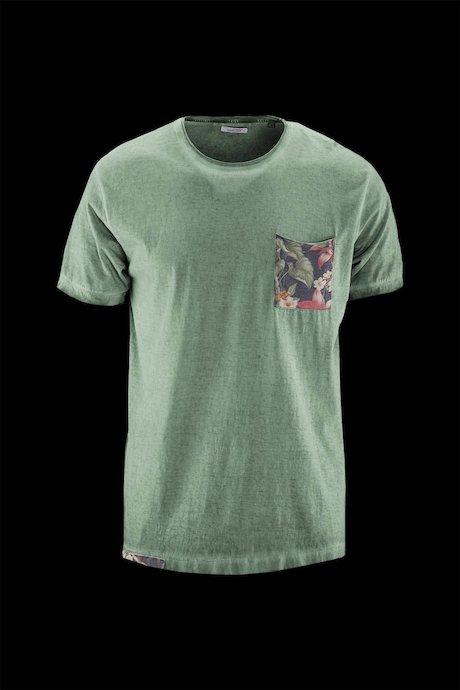T-shirt Uomo Fiore