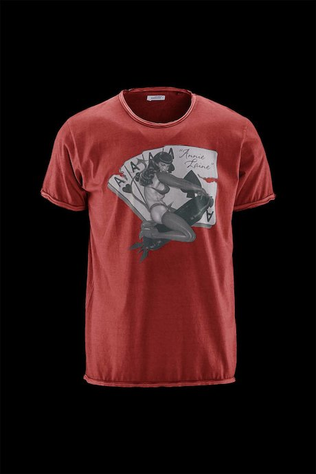 Man's T-shirt Vintage