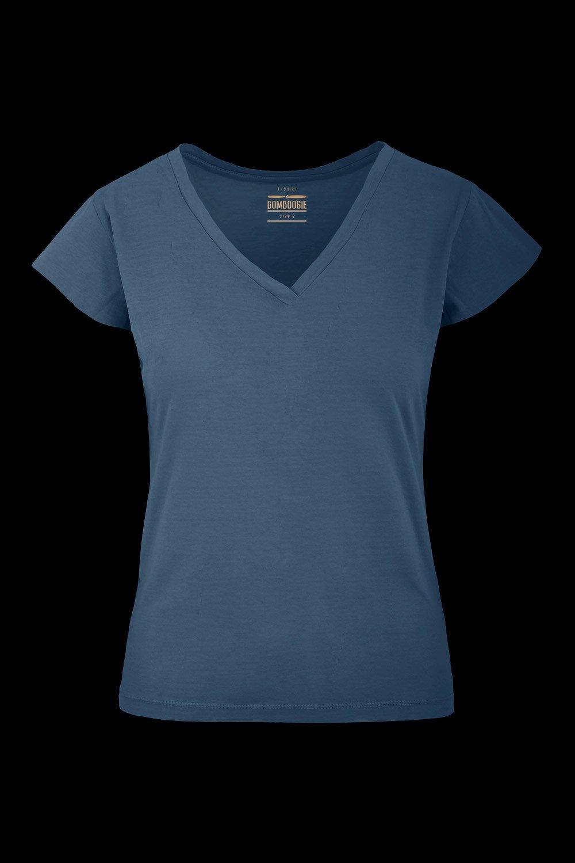 Basic T-shirt V collar