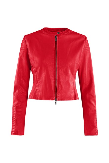Firr eco leather jacket