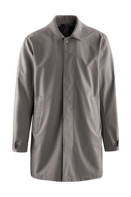 Unlined Overcoat