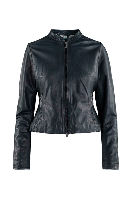Natt leather jacket