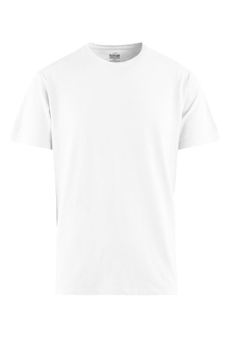 T-shirt in slub cotton