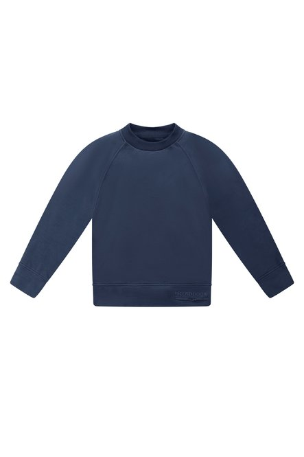 Sweatshirt aus Baumwollstretch