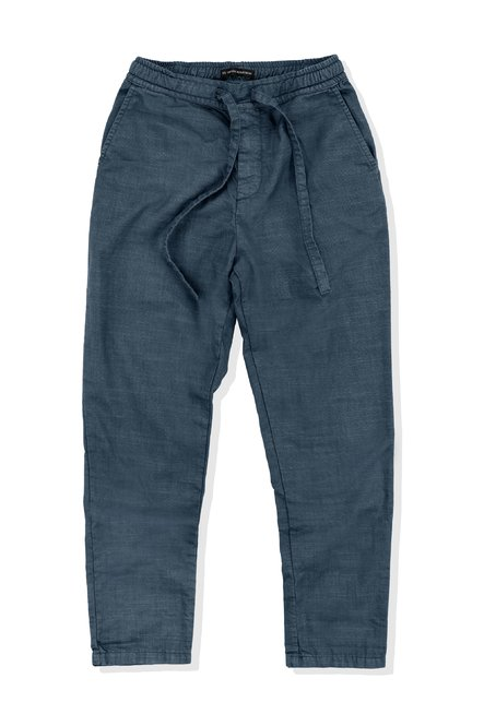Jogg trousers in stretch cotton
