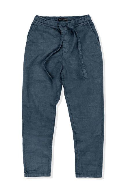 Jogg Hose aus Stretch-Baumwolle