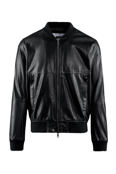 Fly eco leather jacket