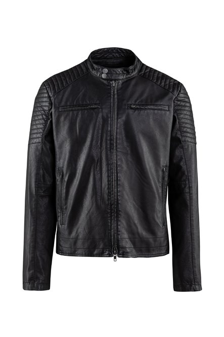 Nyce eco leather jacket