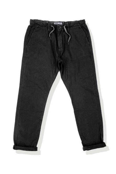 Pantaloni in Lino con Laccio