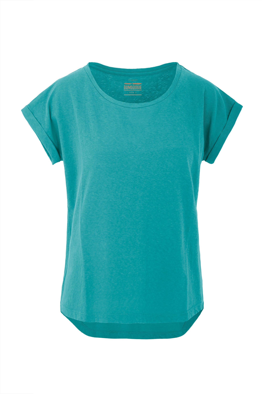 Basic T-shirt linen-cotton
