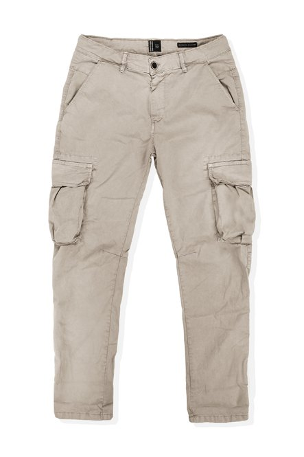 Ryan cargo trousers in twill