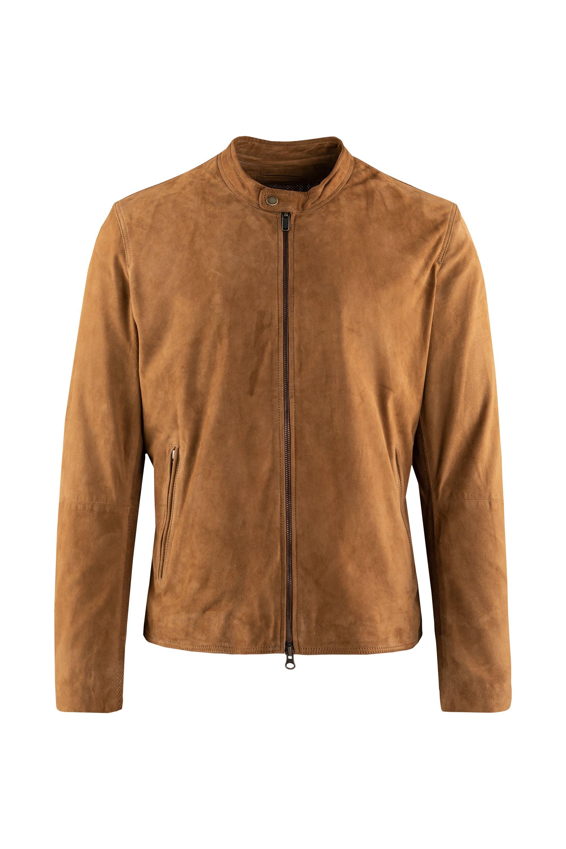 Roke leather jacket