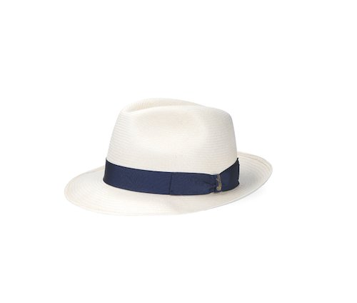 Medium-brimmed Fine Panama