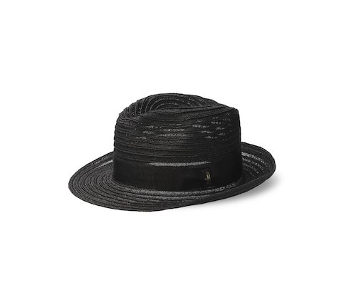 Braided hemp Medium brim