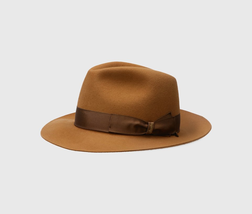 Anello medium-brimmed
