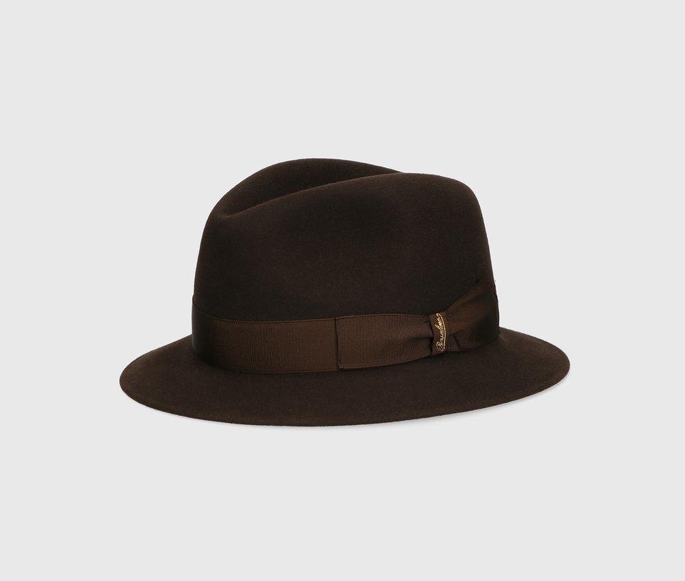 Alessandria, hatband, small brim