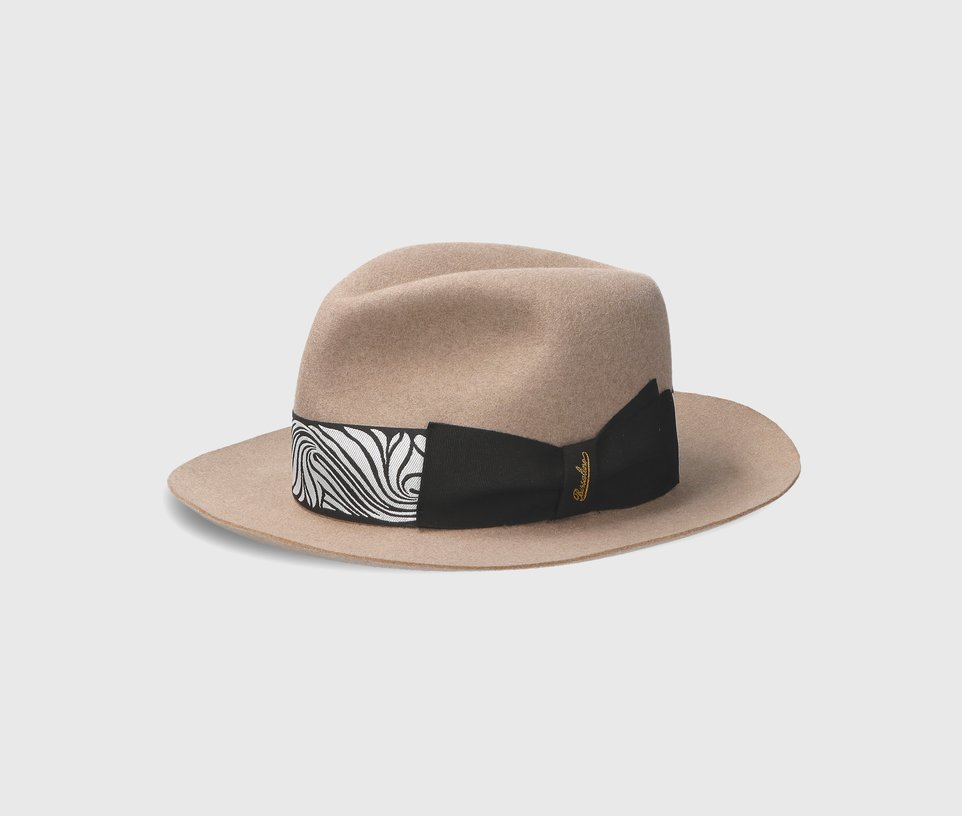 The Bogart by Borsalino Cut 4