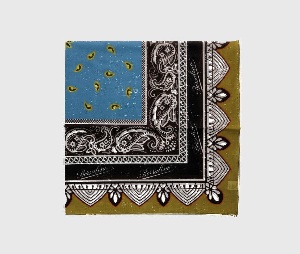 Paisley foulard