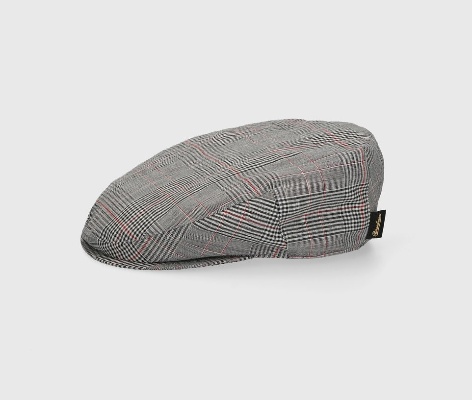 DUCK BEACK FLAT CAP prince of galles