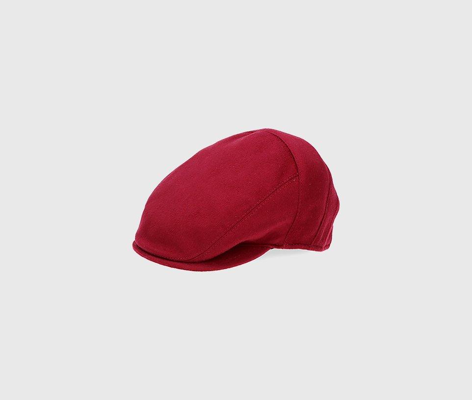 Cashmere Flat Cap