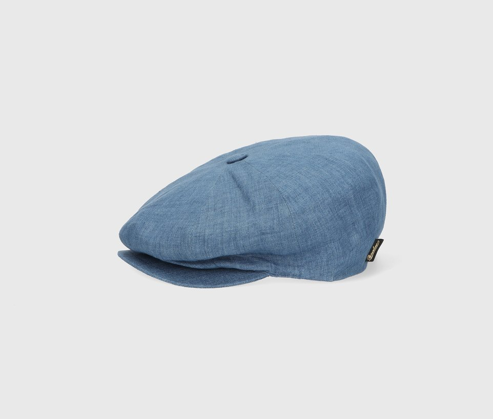 Eight-segment cap