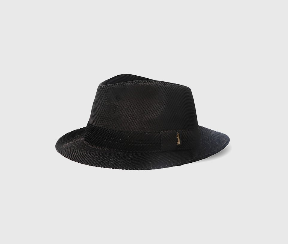 Medium-brimmed Fedora